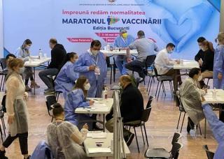 Maratonul Vaccinarii este un succes: mai bine de 14.000 de persoane au fost vaccinate