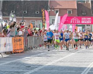 Telekom Romania sustine cea de-a doua editie a Maratonului International Brasov