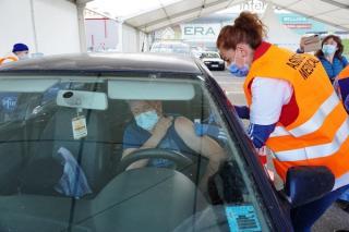 Romania a receptionat 6.517.349 de doze de vaccin Pfizer BioNTech. Alte 697.320 de doze aterizeaza astazi