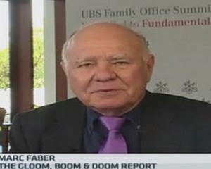 Marc Faber: Bursa americana se va prabusi in curand