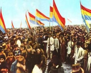 De ziua nationala a Romaniei (95 de ani de la Unirea cea Mare)