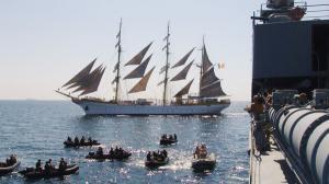 Astazi este Ziua Marinei Romane