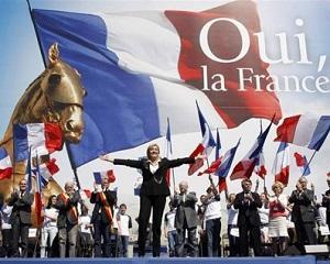 """1 mai: eurodeputata franceza Marine Le Pen declara razboi """"Europei de astazi"""""""