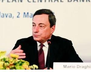 Seful BCE intrevede o revenire