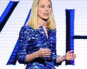 """CES 2014: Marissa Mayer, un """"Steve Jobs"""" blond"""