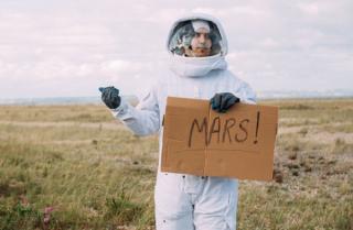 In 2100, Marte ar putea deveni adevarata Lume Noua a pamantenilor