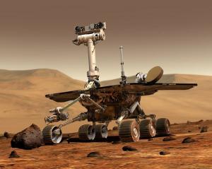 Cel mai batran robot trimis de NASA pe Marte este pe moarte