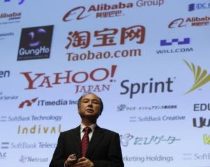 Cine este japonezul care se bucura ca Alibaba va fi cotata la Bursa din New York