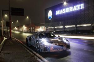 Maserati anunta lansarea MC20, supercarul care intoarce Tridentul in motorsport