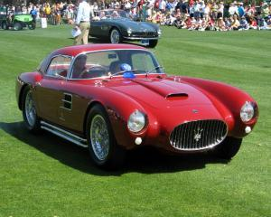 Maserati are un nou sediu in Capitala