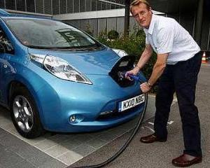 Revolutie tehnica: Masina pe hidrogen va inlocui autoturismul pe benzina