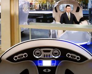 Un oras britanic va introduce o flota de masini autonome in 2015