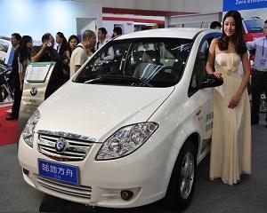 China construieste printre cele mai ieftine masini din lume