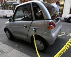 Ministerul Mediului va achizitiona un autoturism propulsat electric