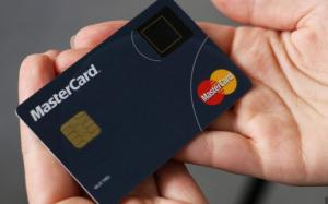Mastercard doreste introducerea cardurilor biometrice