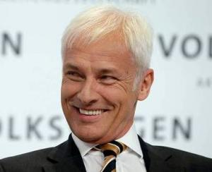 Noul sef al Volkswagen este fostul sef al Porsche