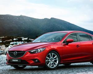 Vanzarile Mazda in Romania au crescut cu 38%