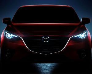 Mazda 3, versiunea 2014, accelereaza in aceasta toamna, plina de tehnologie noua