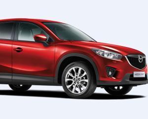 Mazda anunta cresterea vanzarilor in Romania: Top 3 automobile preferate de romani in 2014