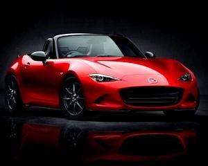 Mazda prezinta in premiera noua MX-5