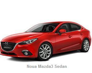 Cinci stele Euro NCAP pentru noua Mazda3. Masina are un pret incepand de la 14.990 euro