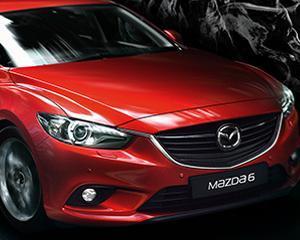 Cate Mazda s-au vandut in primele sapte luni in Romania: 323