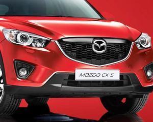 Mazda, incasari record in primul trimestru