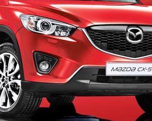 Vanzarile Mazda din Europa au crescut in primul semestru al acestui an