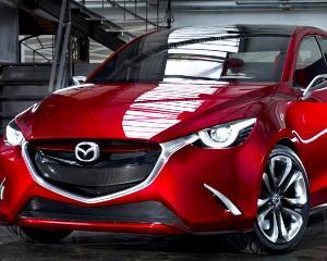 Mazda Hazumi, un nou concept la Salonul Auto de la Geneva