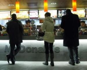 Rusia: Rospotrebnadzor doreste sa interzica vanzarea unor produse MCDONALD'S