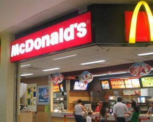 McDonald's refuza sa deschida un restaurant in Cisiordania