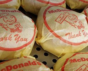 McDonald's: Piata fast-food-urilor ramane o provocare