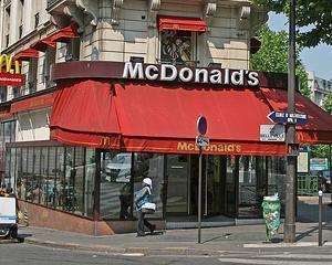 Franta: McDonald's confirma verificarile fiscale, dar neaga orice acuzatie