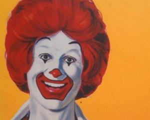 Vanzari in scadere pentru McDonald's