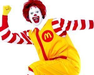 Vanzarile globale ale McDonald's, in crestere