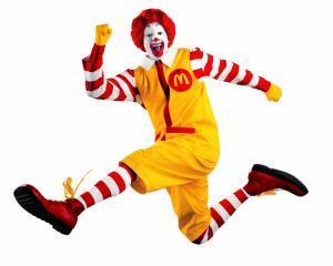 Managerii McDonald's au recunoscut ca