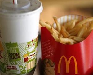 Profitul McDonald's in T1 2014, afectat de scaderea vanzarilor de pe piata americana
