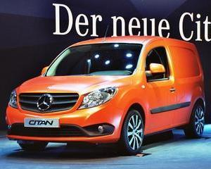 Aproape 500.000 de autovehicule Renault si Mercedes au franat in service