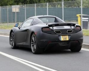 McLaren P13 (2015) va avea un motor de 500 cai-putere