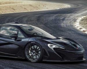 Cum arata supercarul McLaren de 1,15 milioane dolari
