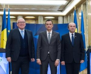 Guvernul face eforturi ca sa scape de MCV inainte ca Romania sa preia presedintia Consiliului UE