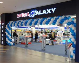 Media Galaxy se deschide, la Craiova, din 28 martie