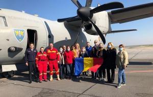 Romania trimite in Italia 11 doctori si 6 asistente medicale prin intermediul mecanismului de protectie civila al UE