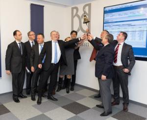 Actiunile MedLife au incheiat prima sedinta la BVB in crestere cu 7,69%