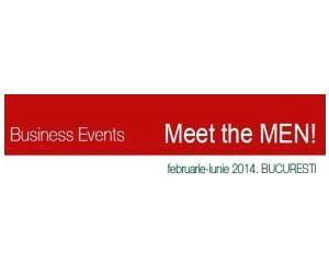 Meet the MAN! Business Events by Femei in Afaceri