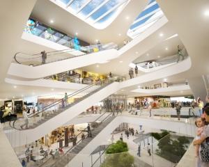 Mega Mall anunta noi chiriasi