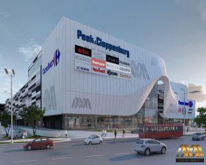 Un nou centru comercial va fi inaugurat in Bucuresti pe 23 aprilie