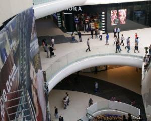 Atentie! Deschidem Mega Mall in constructie