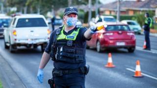 Al doilea cel mai mare oras din Australia intra in carantina pentru 6 saptamani