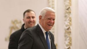 Breaking: Presedintele Senatului, Teodor Melescanu, a demisionat
